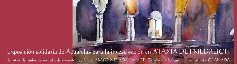 ACUARELAS  PARA  LA  ATAXIA  –  III ed.